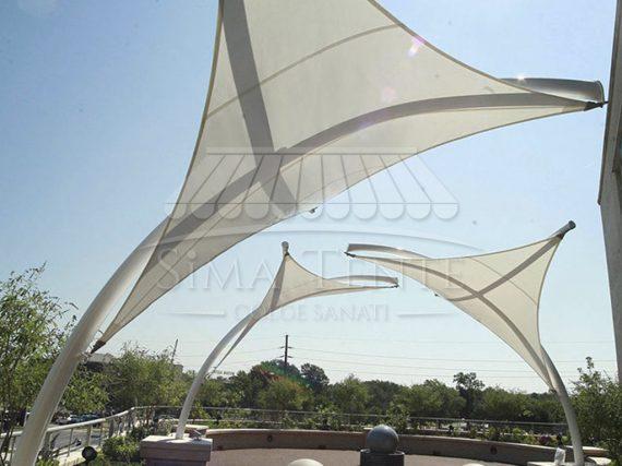 Asma Germe Mimari Çadır