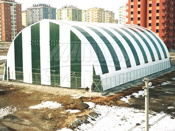 Halı Saha Çadırları