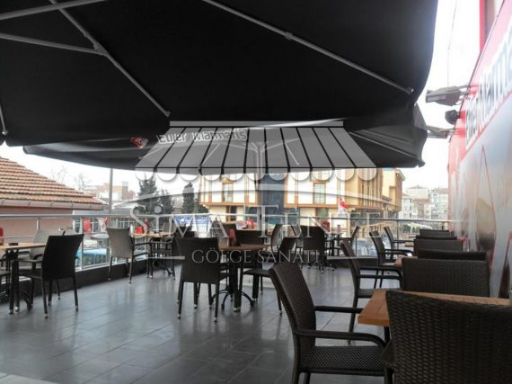 cafe şemsiye