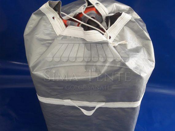 tekstil taşıma torbası